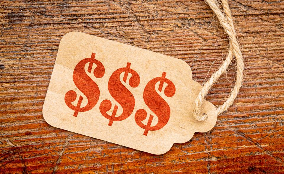 """Deixe que seus clientes decidam quanto é """"muito caro"""""""