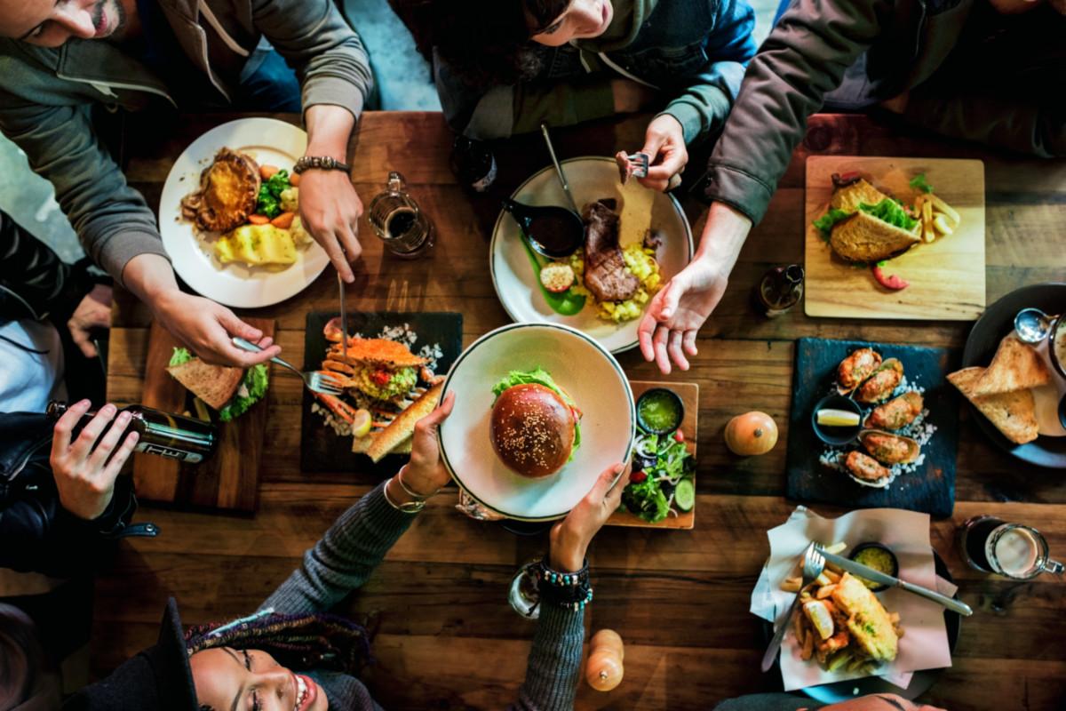 Tendências para restaurantes em 2021